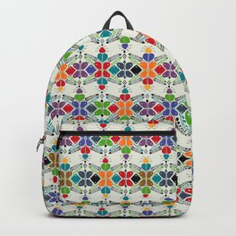 Hungarian pattern Backpack