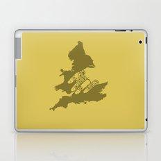 I am Married to England. -Elizabeth Laptop & iPad Skin
