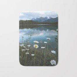 Banff Flowers Bath Mat