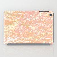 sand iPad Cases featuring Sand by PinkHeelzStudio