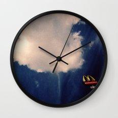 City Limits Wall Clock