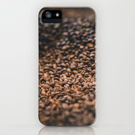 Roasted Coffee 2 iPhone Case