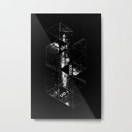 Skymaxion Metal Print