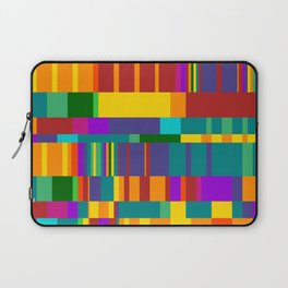 Chopin Prelude (Bright Colours) Laptop Sleeve