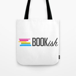 Pansexual, Bookish, and Proud Tote Bag