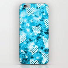 Heart Pattern iPhone & iPod Skin