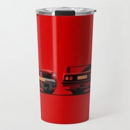 Rosso Corsa Travel Mug