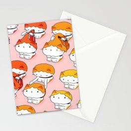 Cats Need Haircuts too! Stationery Cards