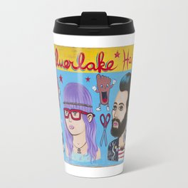 Silverlake Haircuts Travel Mug