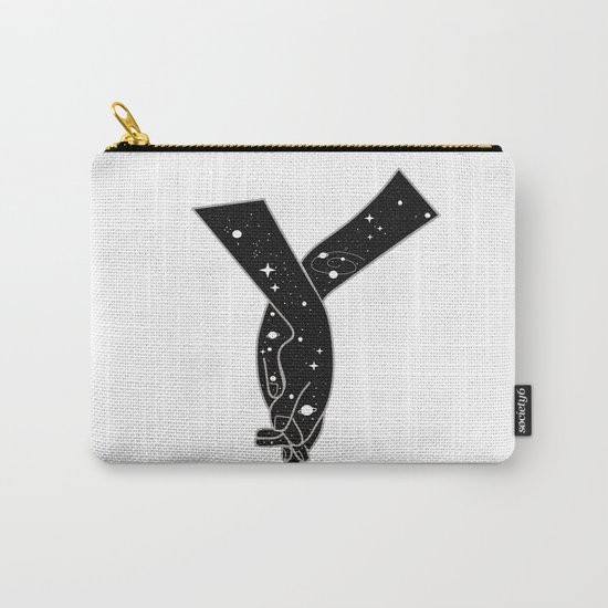 We are the universe Carry-All Pouch