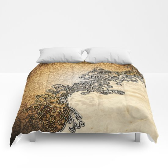 Vintage design  Comforters