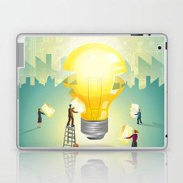 Innovation Laptop & iPad Skin