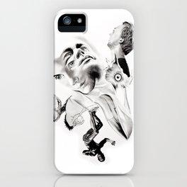 "P.O.A.M (Portrait of a Memory) ""I""  iPhone Case"