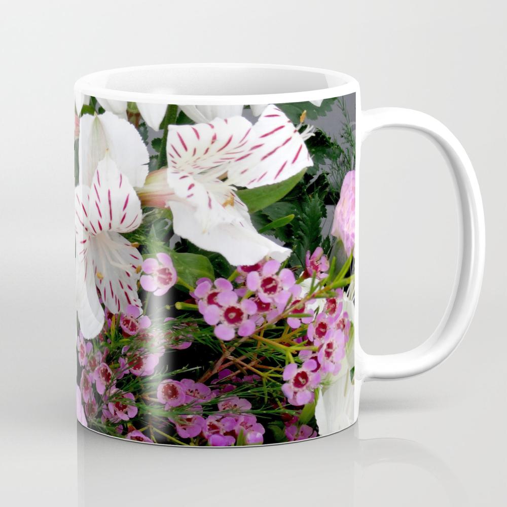 Birthday Flowers 2 Coffee Cup by Scenicsightsbytara MUG4456034