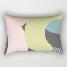 Movement x Simple Rectangular Pillow