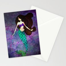 Mythical Mermaid Stationery Cards