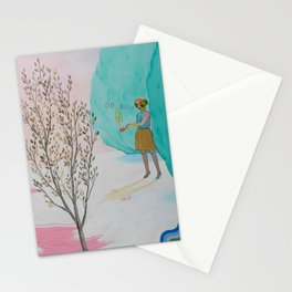 Helen Keller III Stationery Cards