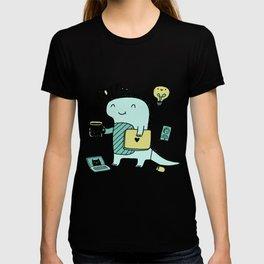 Communication Dinosaurs T-shirt