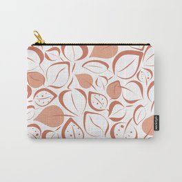 Valentia Leaves Carry-All Pouch