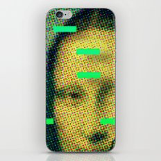 Rejected < The NO Series (Green) iPhone & iPod Skin