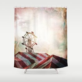 The Best of Nights Shower Curtain
