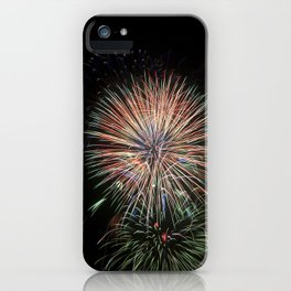 Fireworks make you wanna... (5) iPhone Case