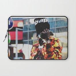 Famous Dex fulkl of b ape Laptop Sleeve