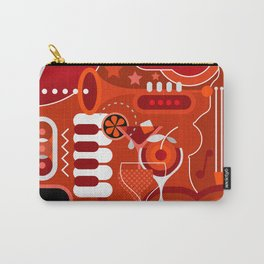 Concert and Cocktail Party Carry-All Pouch
