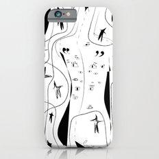 Eyes on my back - Emilie R. iPhone 6 Slim Case