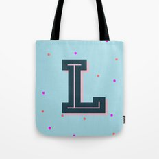 L is for Lovely Tote Bag
