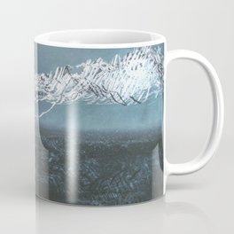 snow fingers Coffee Mug