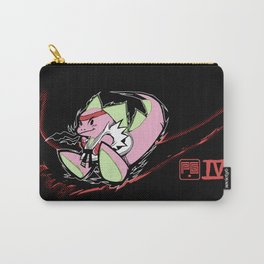 Pink Fighter IV Carry-All Pouch