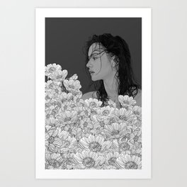 The Day After Art Print