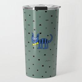 Bob The Cat Travel Mug
