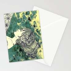 hive of hair Stationery Cards