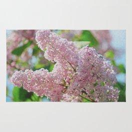 Pink lilaс Rug