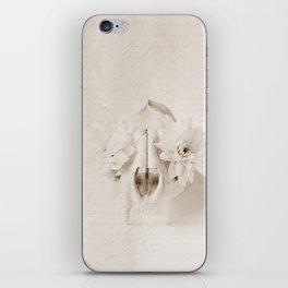 Beautiful Death iPhone Skin