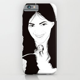 eye so hungry iPhone Case