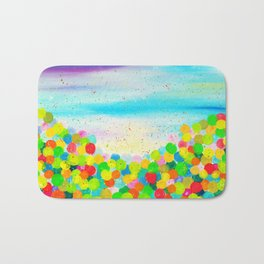 Youthful Perspective Bath Mat