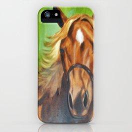 Palomino Pride iPhone Case