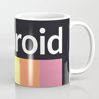 polaroid Mugs featuring Polaroid by Good Sense