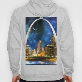 Spacey St. Louis Skyline Hoody