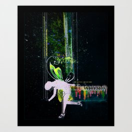 The Perfect Imperfection Art Print