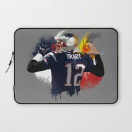 Tom Brady Laptop Sleeve