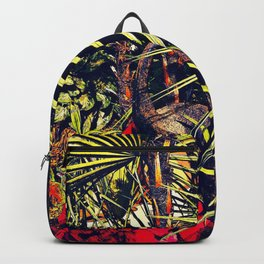I BELIEVE IN YESTERDAY Backpack