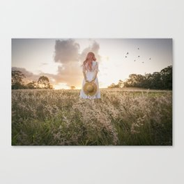Field of Dreams Canvas Print