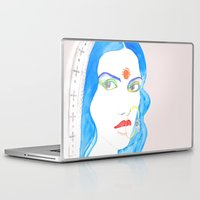 bride Laptop & iPad Skins featuring Bride by RD D