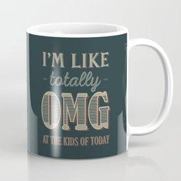 OMG Coffee Mug
