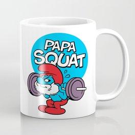 Papa Squat Coffee Mug
