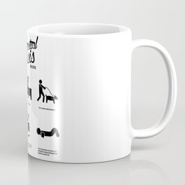 How to Have an Existential Crisis (In 6 Steps) Coffee Mug